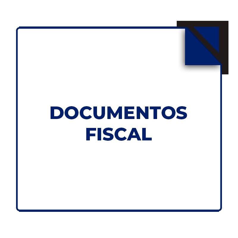 documentos fiscal