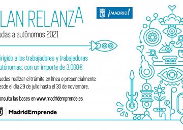 Plan Relanza Ayuntamiento de Madrid